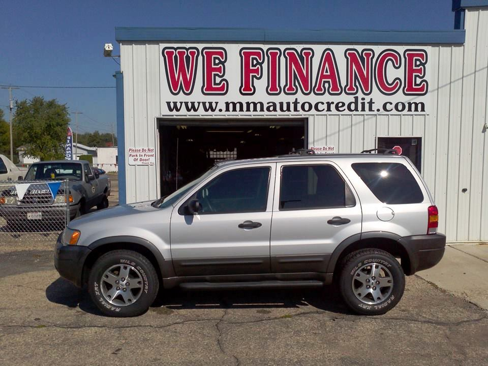 2004 FORD ESCAPE XLT 4X4